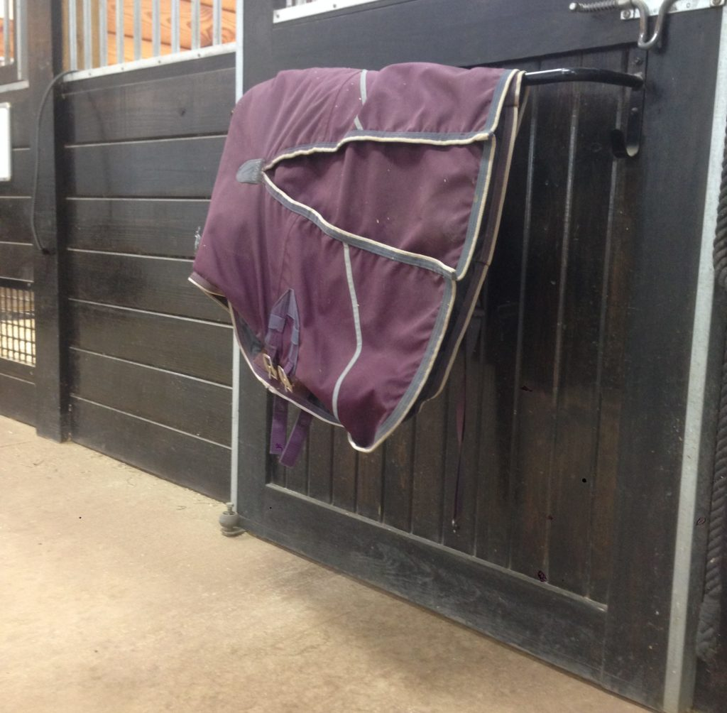 Check out everything you need to know about maintaining your horse blankets and sheets the right way so they last longer. DIY blanket care for equine stable sheets and turnout blankets. Blanket repair tips, how to wash them, and how to keep them waterproof.