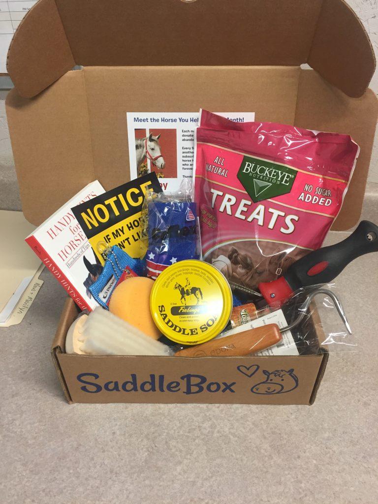 Saddle box review