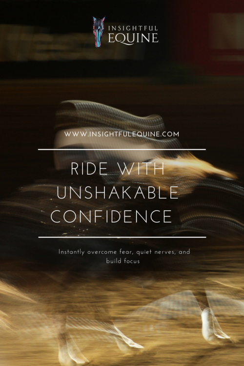 Shine brighter in the show ring, have a relaxing ride down the trail, and build more trust with your horse in the arena with these simple steps to becoming a more confident rider. Use these tips to start building unshakable courage in the saddle to get an edge up on the competition.