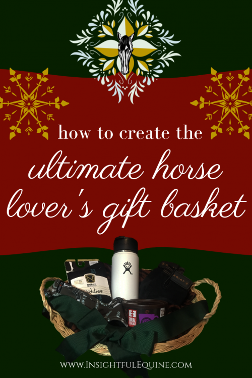 We're showing you how to get it just the right gift for the horse lover on your list with our Ultimate Gift Basket Guide.