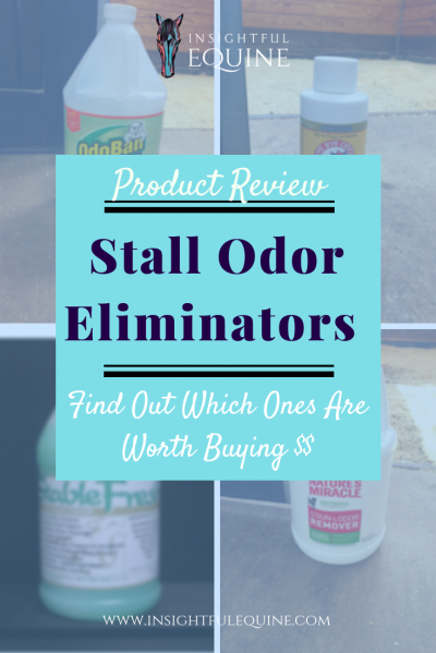 Find out which stall odor neutralizers are worth spending more on and which ones fall short. Eliminate harmful ammonia from your barn and have a healthier horse with these air cleaning products. Plus find out which ones will freshen stinky saddle pads and can be used to stop mildew.